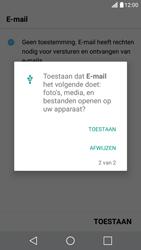 LG X Screen - E-mail - Handmatig instellen - Stap 20