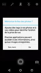 Crosscall Action X3 - Photos, vidéos, musique - Prendre une photo - Étape 4