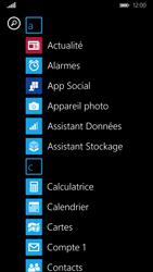 Nokia Lumia 830 - E-mail - envoyer un e-mail - Étape 2