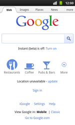 Samsung I9001 Galaxy S Plus - Internet - Internet browsing - Step 4