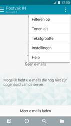 Samsung G901F Galaxy S5 4G+ - E-mail - Instellingen KPNMail controleren - Stap 6