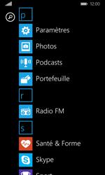 Microsoft Lumia 532 - E-mail - Configuration manuelle - Étape 3