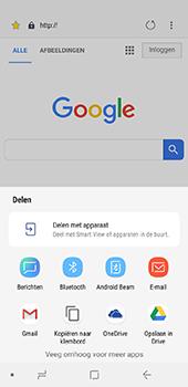 Samsung Galaxy A6 - Internet - hoe te internetten - Stap 20