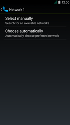 Acer Liquid Z410 - Network - Usage across the border - Step 7