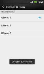 HTC Desire 500 - Réseau - utilisation à l'étranger - Étape 13