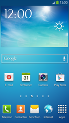 Samsung Galaxy S4 VE 4G (GT-i9515) - Applicaties - Account aanmaken - Stap 1