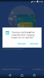 Sony F5121 Xperia X - E-mail - handmatig instellen (outlook) - Stap 12