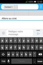 """Alcatel Pixi 3 - 3.5"""" - MMS - envoi d'images - Étape 11"""