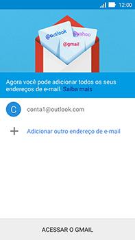 Asus Zenfone Go - Email - Como configurar seu celular para receber e enviar e-mails - Etapa 15