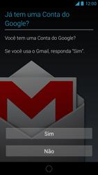 Motorola Moto X - Primeiros passos - Como ativar seu aparelho - Etapa 8