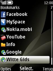 Nokia 6303 classic - Internet - internetten - Stap 11