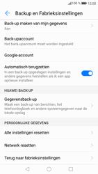 Huawei P9 Lite - Android Nougat - Device maintenance - Terugkeren naar fabrieksinstellingen - Stap 6