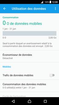 Sony Xperia Z5 Premium - Android Nougat - Internet - activer ou désactiver - Étape 7