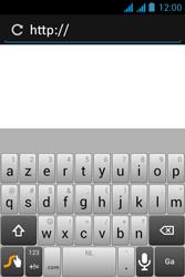 Acer Liquid Z2 - Internet - Hoe te internetten - Stap 4