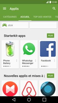 LG G4 - Applications - Télécharger une application - Étape 5