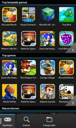 BlackBerry Z10 - Applicaties - Downloaden - Stap 6