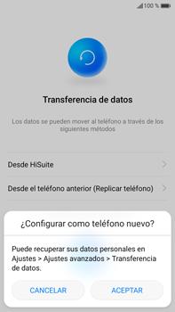 Huawei Mate 9 - Primeros pasos - Activar el equipo - Paso 18