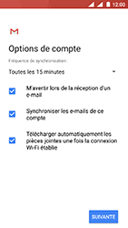Nokia 3 - Android Oreo - E-mail - Configuration manuelle (outlook) - Étape 10