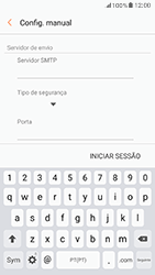 Samsung Galaxy A5 (2017) - Email - Configurar a conta de Email -  13
