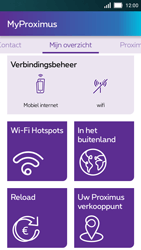 Huawei Y5 - Applicaties - MyProximus - Stap 16