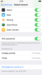 Apple iphone-6-ios-12 - WiFi - WiFi Assistentie uitzetten - Stap 5