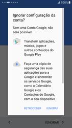 Samsung Galaxy S7 - Primeiros passos - Como ligar o telemóvel pela primeira vez -  11