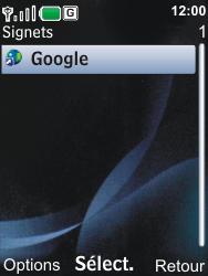 Nokia 6600i slide - Internet - Navigation sur Internet - Étape 9