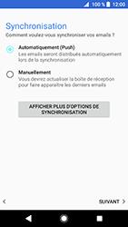 Sony Xperia XZ Premium - Android Oreo - E-mail - Configurer l