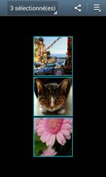 Samsung Galaxy S2 - Photos, vidéos, musique - Envoyer une photo via Bluetooth - Étape 9