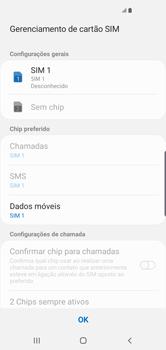 Samsung Galaxy S10 - Primeiros passos - Como ativar seu aparelho - Etapa 21