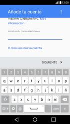 LG K10 4G - E-mail - Configurar Gmail - Paso 11