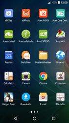 Acer Liquid Z530 - E-mail - Bericht met attachment versturen - Stap 3