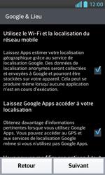 LG Optimus L5 II - Premiers pas - Créer un compte - Étape 26