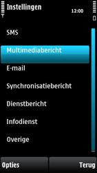 Nokia X6-00 - MMS - probleem met ontvangen - Stap 7