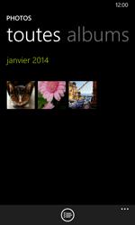 Nokia Lumia 635 - Photos, vidéos, musique - Envoyer une photo via Bluetooth - Étape 4