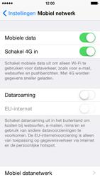 Apple iPhone 5s iOS 8 - Netwerk - Wijzig netwerkmodus - Stap 4