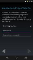 Sony Xperia Z - Primeros pasos - Activar el equipo - Paso 30