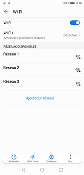 Huawei P20 Pro - Wifi - configuration manuelle - Étape 5