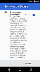 Sony Xperia XA1 - E-mail - Configurar Gmail - Paso 14