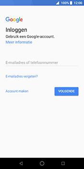 ZTE Blade V9 - E-mail - Handmatig instellen (gmail) - Stap 8