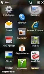 HTC T8585 HD II - MMS - handmatig instellen - Stap 12