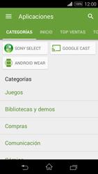 Sony D2203 Xperia E3 - Aplicaciones - Descargar aplicaciones - Paso 6