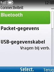 Nokia C2-01 - Bluetooth - headset, carkit verbinding - Stap 5