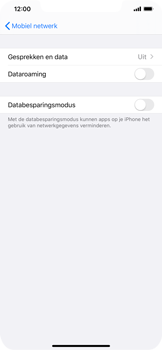 Apple iPhone XR - iOS 13 - Netwerk - 4G instellen - Stap 5