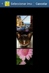 Samsung S6310 Galaxy Young - E-mail - Escribir y enviar un correo electrónico - Paso 13