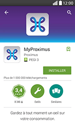 LG H220 Joy - Applications - MyProximus - Étape 9
