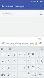 HTC 10 - Contact, Appels, SMS/MMS - Envoyer un SMS - Étape 10