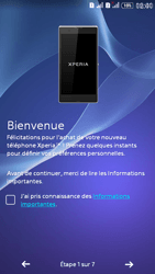 Sony Xperia E4g - Premiers pas - Créer un compte - Étape 5