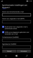 Microsoft Lumia 650 (Type RM-1152) - E-mail - Instellingen KPNMail controleren - Stap 12