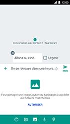 Motorola Moto C Plus - Contact, Appels, SMS/MMS - Envoyer un MMS - Étape 13